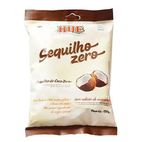 SEQUILHO COCO ZERO HUE 120G