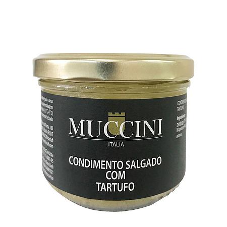CONDIMENTO IT COM TRUFAS BRANCAS MUCCINI 250ML