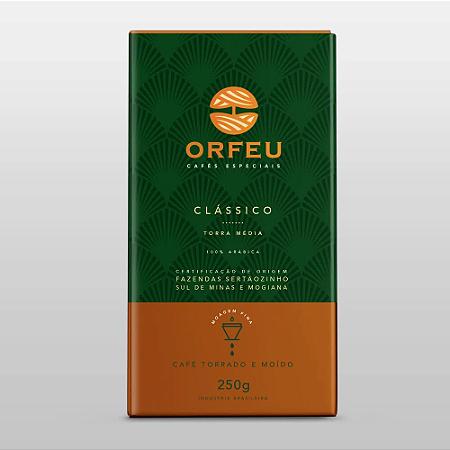 CAFE CLASSICO ORFEU 10CAPS