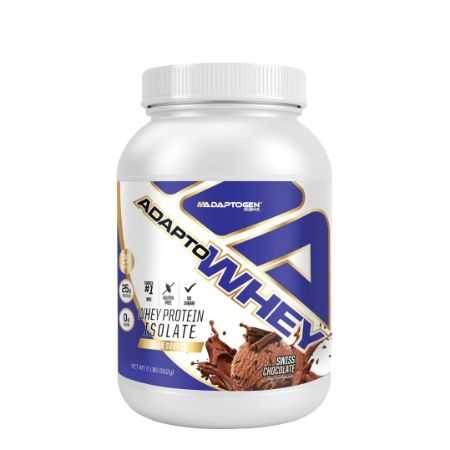 ADAPTO WHEY CHOCOLATE  ADAPTOGEN 912G
