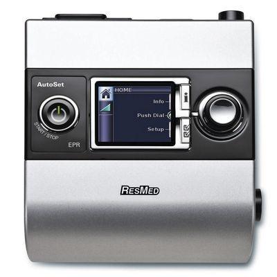CPAP S9 AutoSet Com Easy-Breathe - ResMed