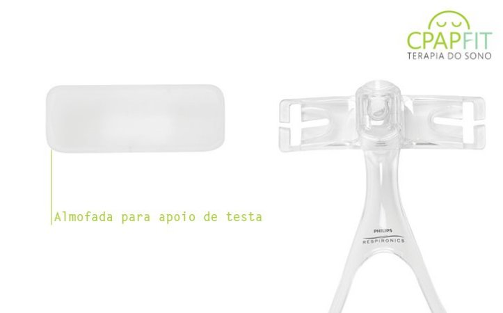 Almofada para Apoio de Testa para Máscara Facial Amara - Philips Respironics