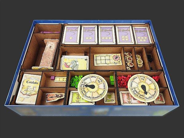 Organizador (insert) para El Grande Big Box