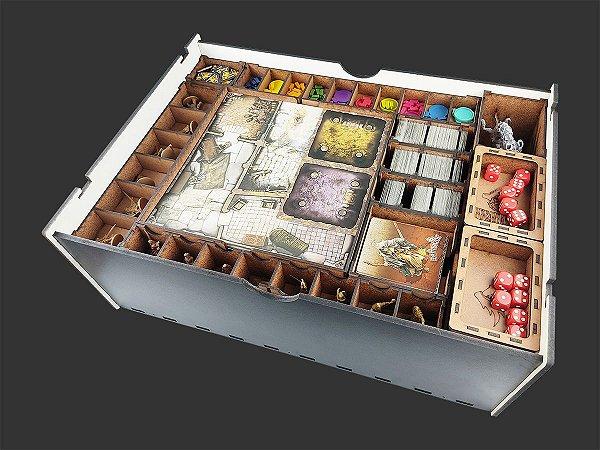 Caixa Organizadora Big Box para Zombicide: Medieval - PREMIUM