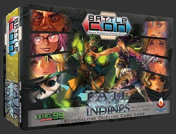 BattleCON: Destino de Indines