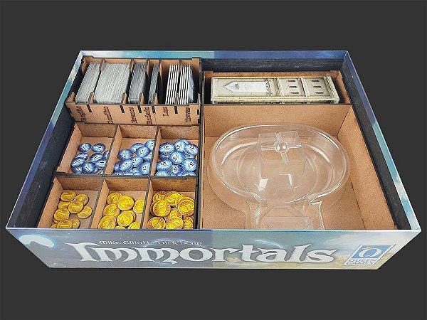Organizador (insert) para Immortals