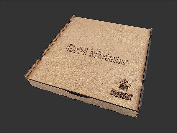 Kit Modular de Mapas - Grids RPG