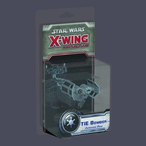 Star Wars X-Wing (Expansão) TIE Bomber