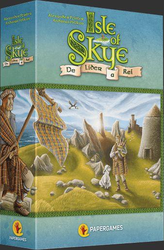 Isle of Skye - De Líder a Rei