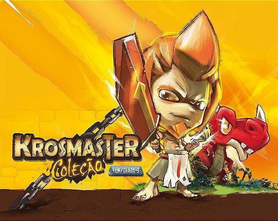 Krosmaster Coleção Temporada 03
