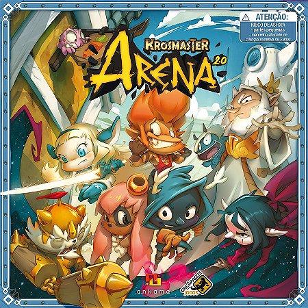 COMBO Krosmaster Arena 2.0 + 5 Miniatura Surpresa 2º Temp. - Expansão Krosmaster Arena