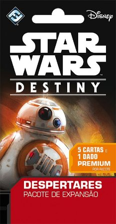 Star Wars Destiny - Pacote de Expansão - Booster - Despertares