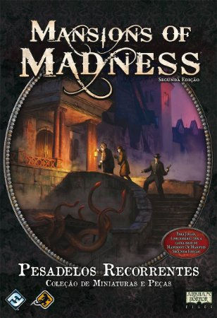 Mansions Of Madness - Pesadelos Recorrentes
