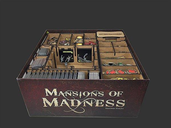 Organizador (Insert) para Mansions Of Madness