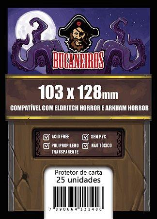 Sleeve Customizado - Eldritch Horror / Arkham Horror / Furry of Dracula (103x128)