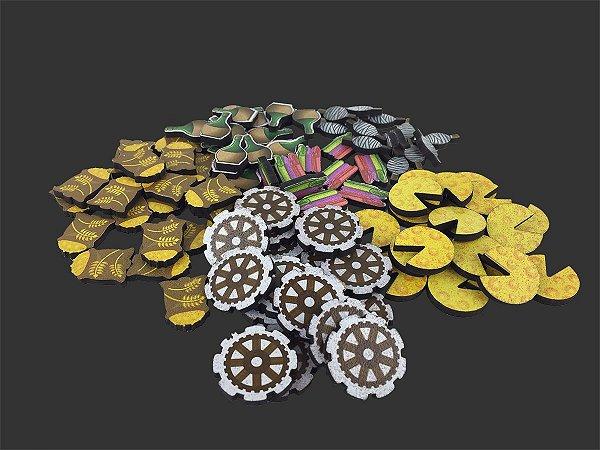 Kit de recursos especiais para Orléans (106 peças)