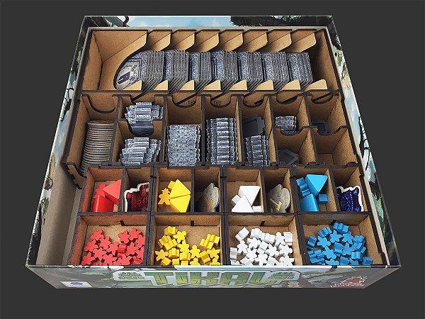 Organizador (Insert) para Tikal