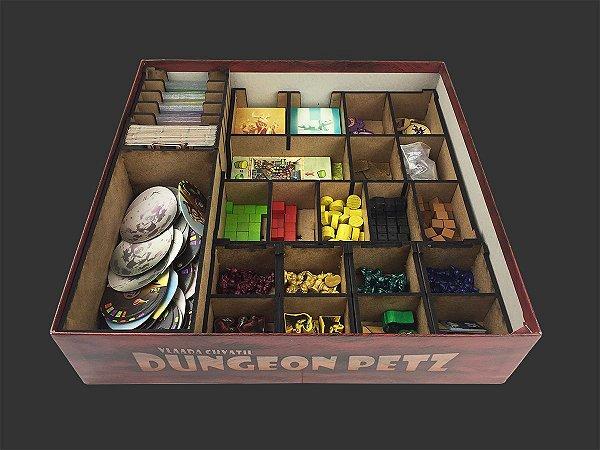 Organizador (Insert) para Dungeon Petz