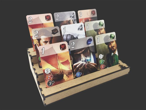 "Card Board ""Degraus"""