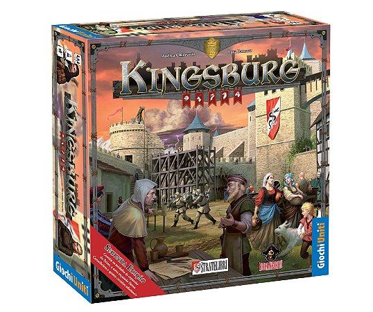 Kingsburg (Segunda Edição)