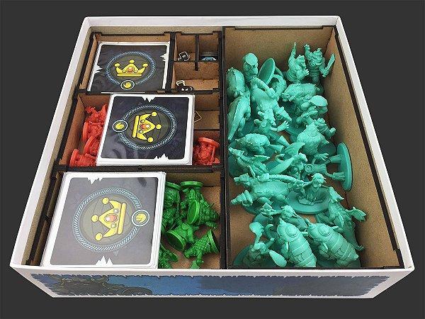 Organizador (Insert) para Dwar7s Inverno - Versão KS