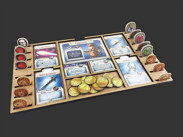 Kit Dashboard para Arcadia Quest (3 Unidades) - SEM CASE