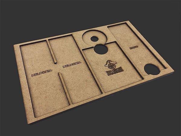 Dashboard para X-Wing - 4 espaços para melhorias (2ed)