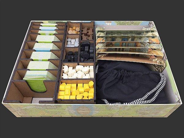 Organizador (Insert) para Keyflower