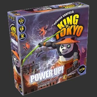 King of Tokyo (Expansão) – Power up