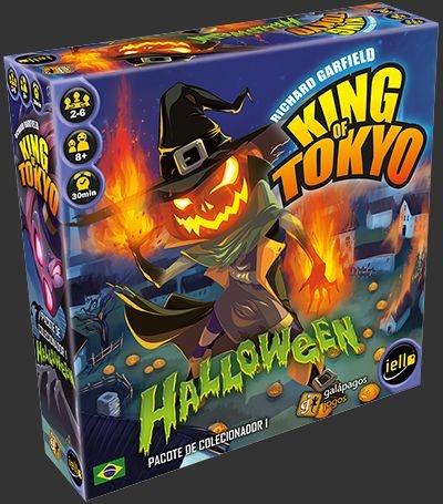 King of Tokyo (Expansão) – Halloween