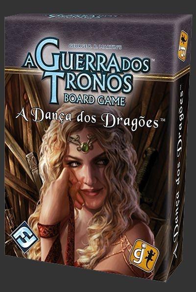 Guerra dos Tronos (Expansâo) - A Dança dos Dragões