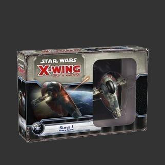 Star Wars X-WING (Expansão) - Slave 1