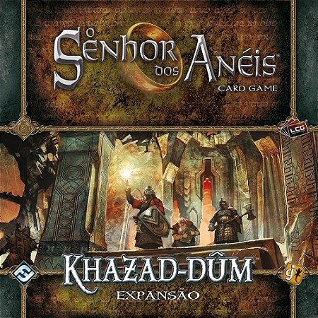 O Senhor dos Anéis - Khazad - Dum