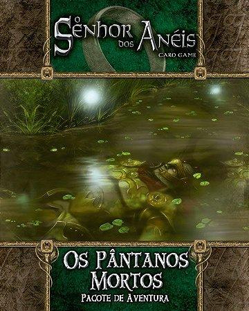 O Senhor dos anéis (Expansão) - Os Pântanos Mortos