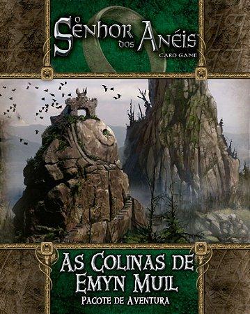 O Senhor dos anéis (Expansão) - As Colinas de Emyn Muil