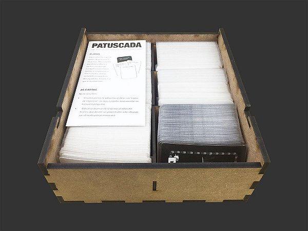 Caixa organizadora para Patuscada