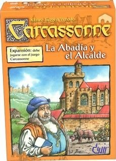 Carcassonne - Expansão 4 (A Abadia e o Alcaide)