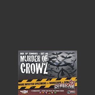 Murder of Crowz - Expansão Zombicide