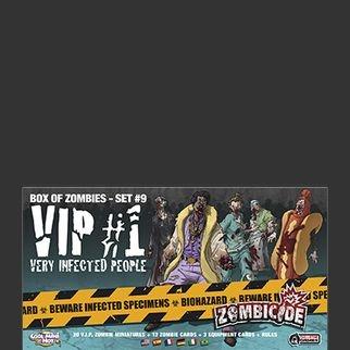 V.I.P. #1 - Expansão Zombicide