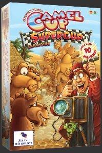Camel Up: Supercup -  Mega Liquidação