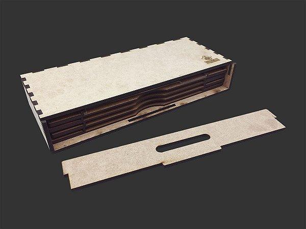 Kit Dashboard (painel) para Maracaibo (4 Unidades) - COM CASE