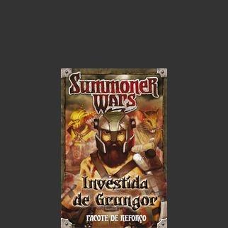 Summoner Wars - Investida de Grungor