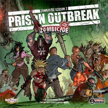 ZOMBICIDE SEASON 2: PRISON OUTBREAK