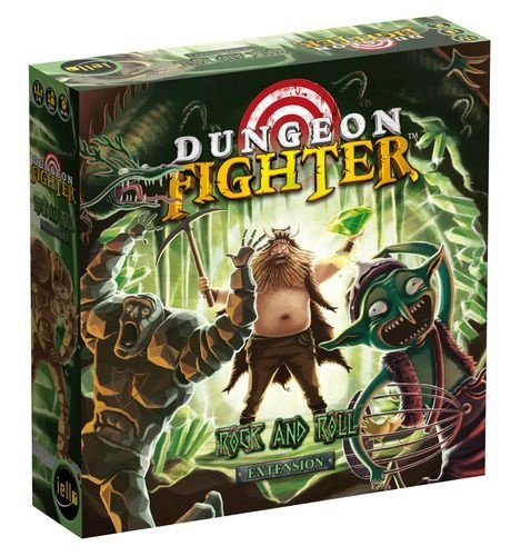Rock N' Roll - Expansão Dungeon Fighter