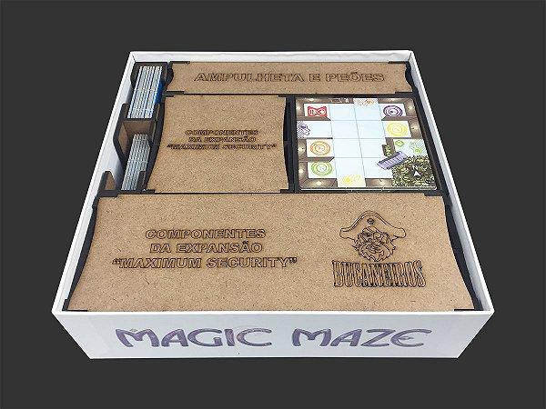 Organizador (Insert) para Magic Maze