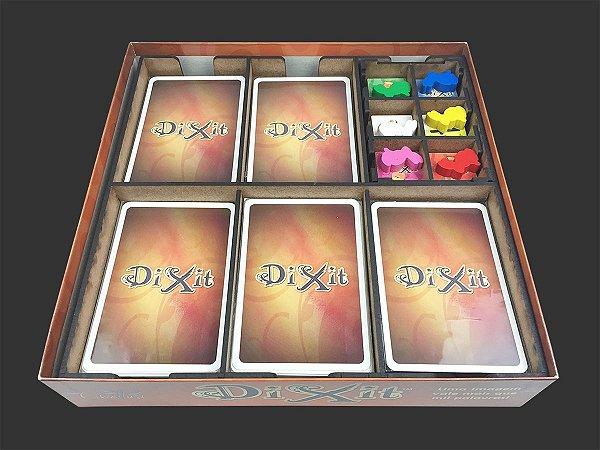 Organizador (Insert) para Dixit e Dixit Odyssey