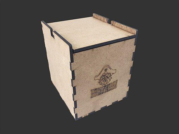 Card box Pequena (organizador portátil de card games)