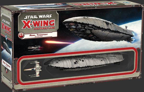 Transporte Rebelde - Expansão Star Wars X-WING