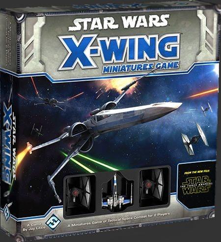 Star Wars X-Wing - Despertar da Força (Core Set)
