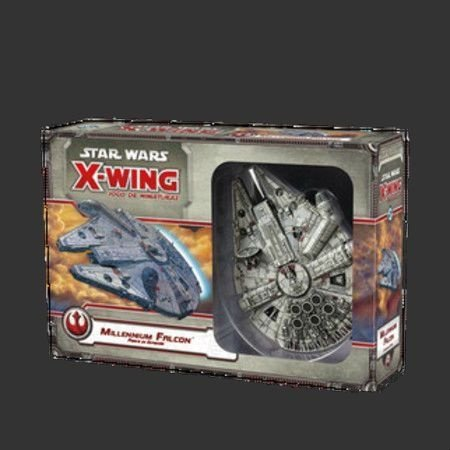 Star Wars X-WING (Expansão) - Millennium Falcon